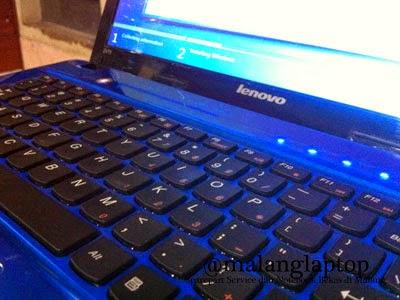 Laptop Bekas Lenovo Z475
