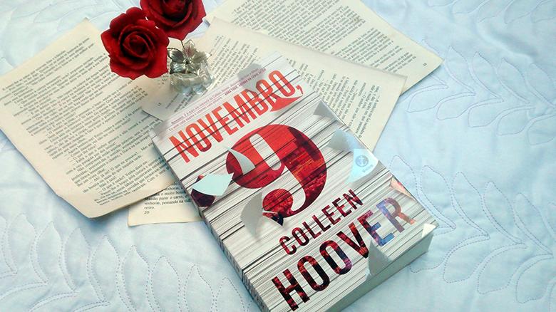 Livro novembro 9, 9 de novembro, nove de novembro, Colleen Hoover, Fallon, Ben