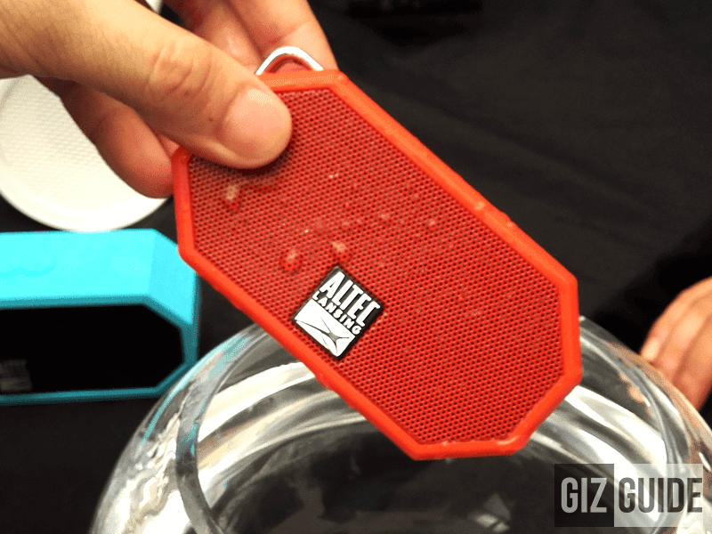 Altec Lansing Mini H20 Review, The Waterproof Speaker Which Small In But Big In Sound!
