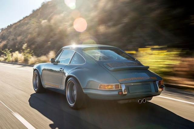 Porsche 911 de 1990 restaurado
