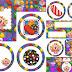 Fiesta de Candy Crush: Etiquetas para Candy Bar para Imprimir Gratis.