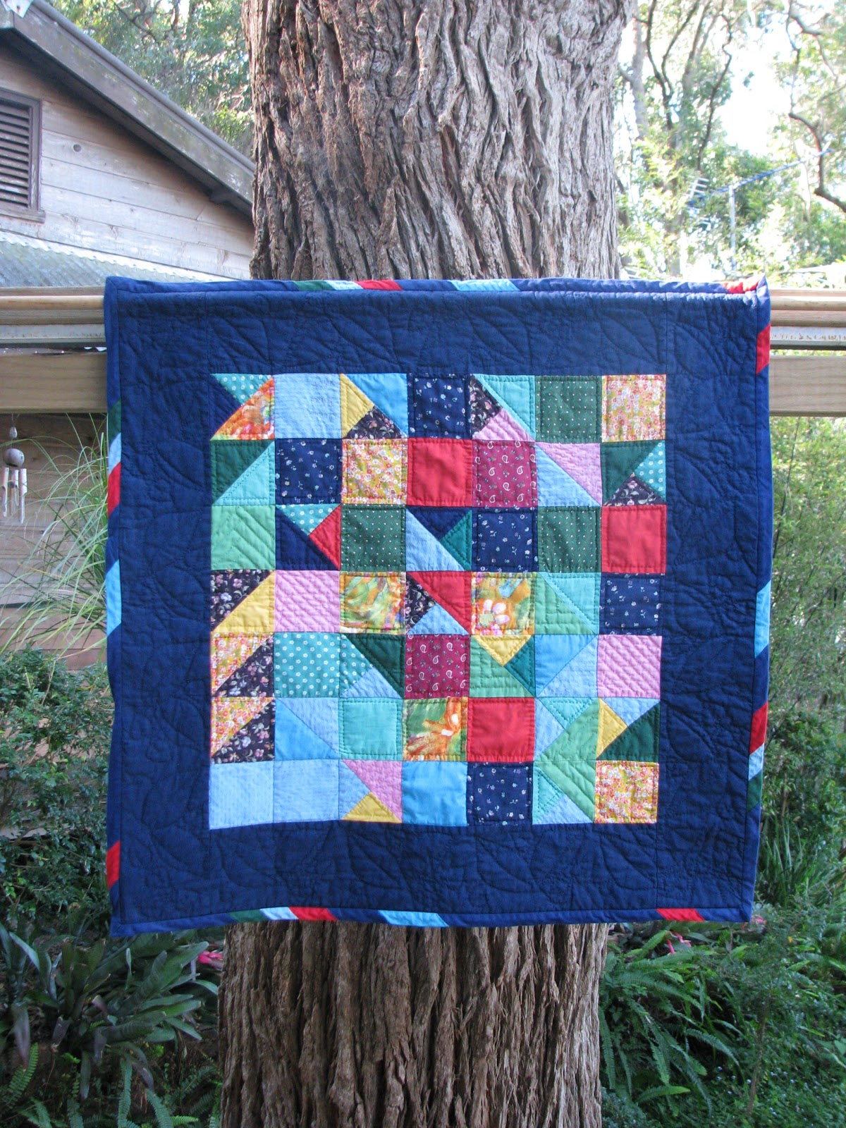 On the Spur Quilting : Colourful Environments