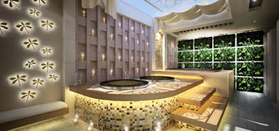 thiết kế thi công spa tại thành phố Hồ Chí Minh