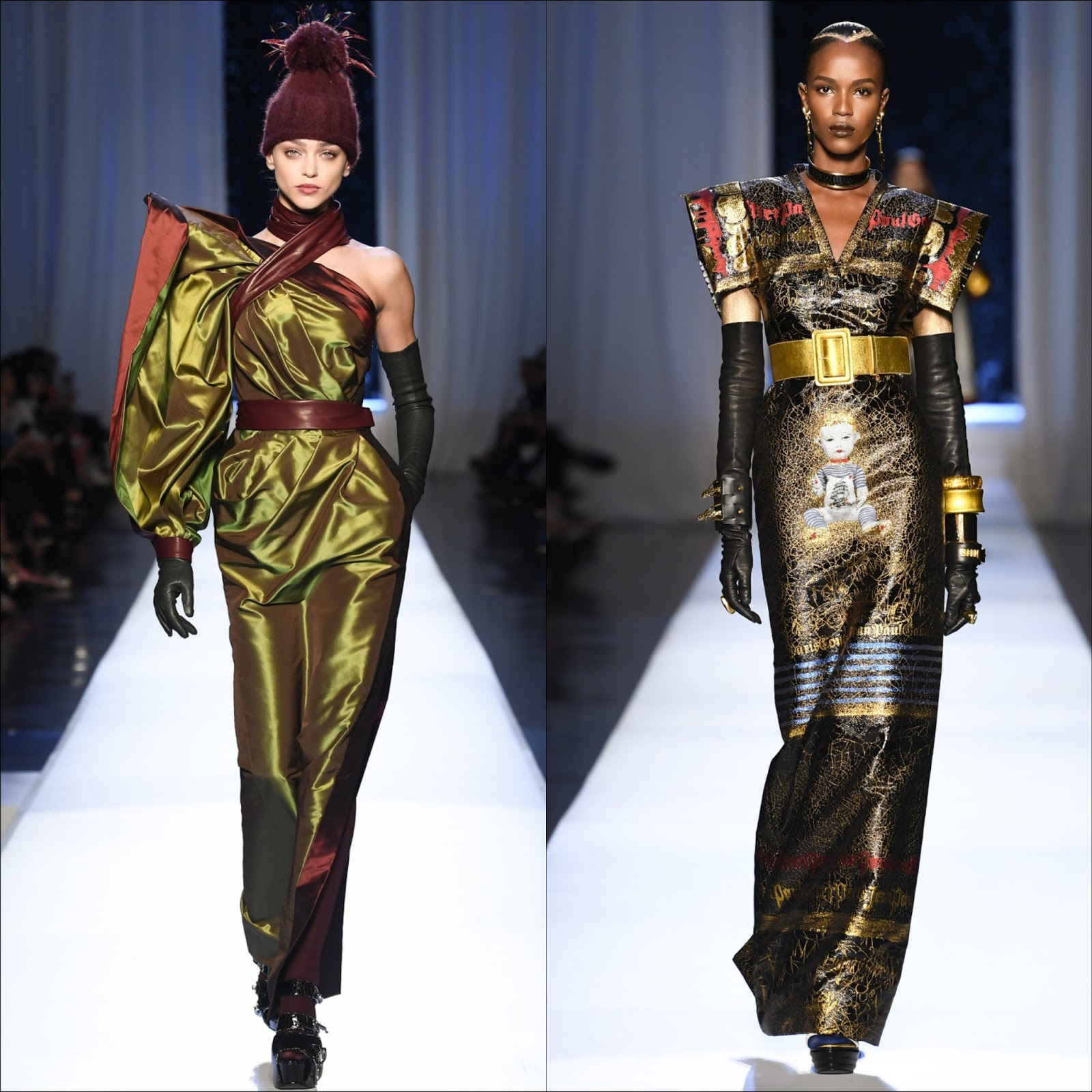 Jean Paul Gaultier Haute Couture Fall Winter 2017