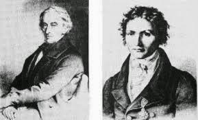 Karl Friedrich Philipp von Martius (1794-1868) e Johann Baptist von Spix (1782-1826)