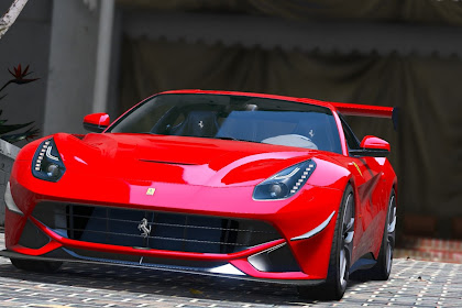 Ferrari F12 Berlinetta Specification