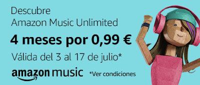 suscribir amazon music unlimited