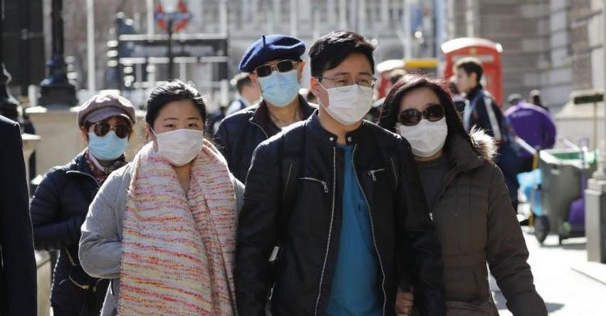 OMS: Organización Mundial de la Salud declara pandemia al coronavirus
