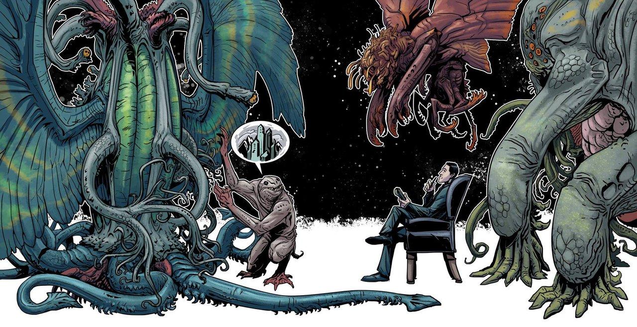 Lovecraft: Uma Ficção Quase Real Demais