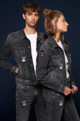 Pepe Jeans London colección de ropa Star Wars