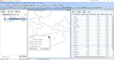 Hasil Geocoding Manual