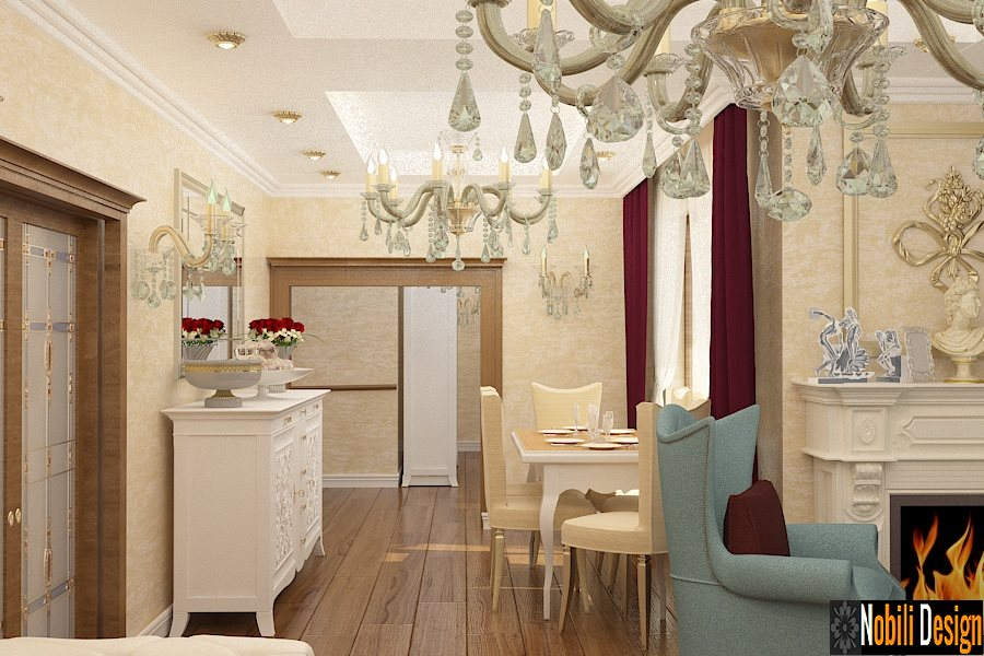 Design interior case vile stil clasic Brasov-Design interior case clasice Brasov-Amenajari Interioare, amenajari vile brasov, living clasic, firma, preturi, rustic, Design - interior - casa - Campina,