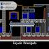 [مشروعاتنا] مخطط مشروع فيلا 2 بشكل مميز اوتوكاد dwg