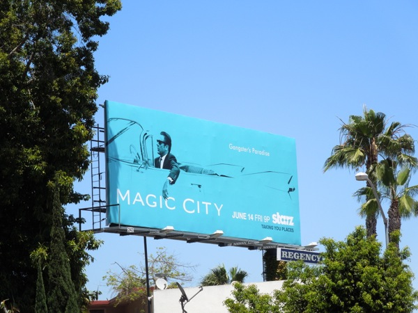 Magic City 2 billboard