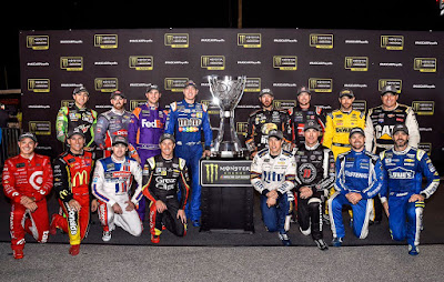 Is Your Favorite Driver In the #NASCAR MENCS 2017 Chase?