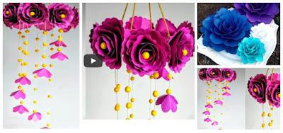móvil-de-flores