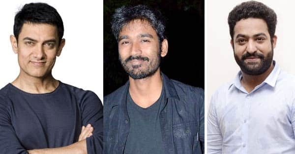 Aamir khan dhanush junior ntr win at sankarabharanam awards
