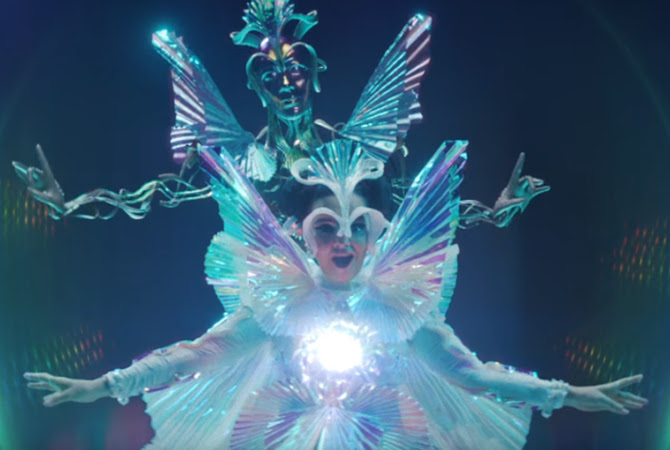 Music video: Björk - The gate | Random J Pop