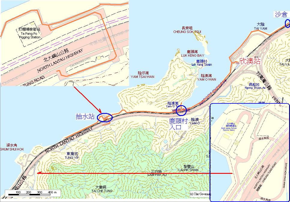 單車樂 BikeFunLog: 東涌 之二 欣澳站