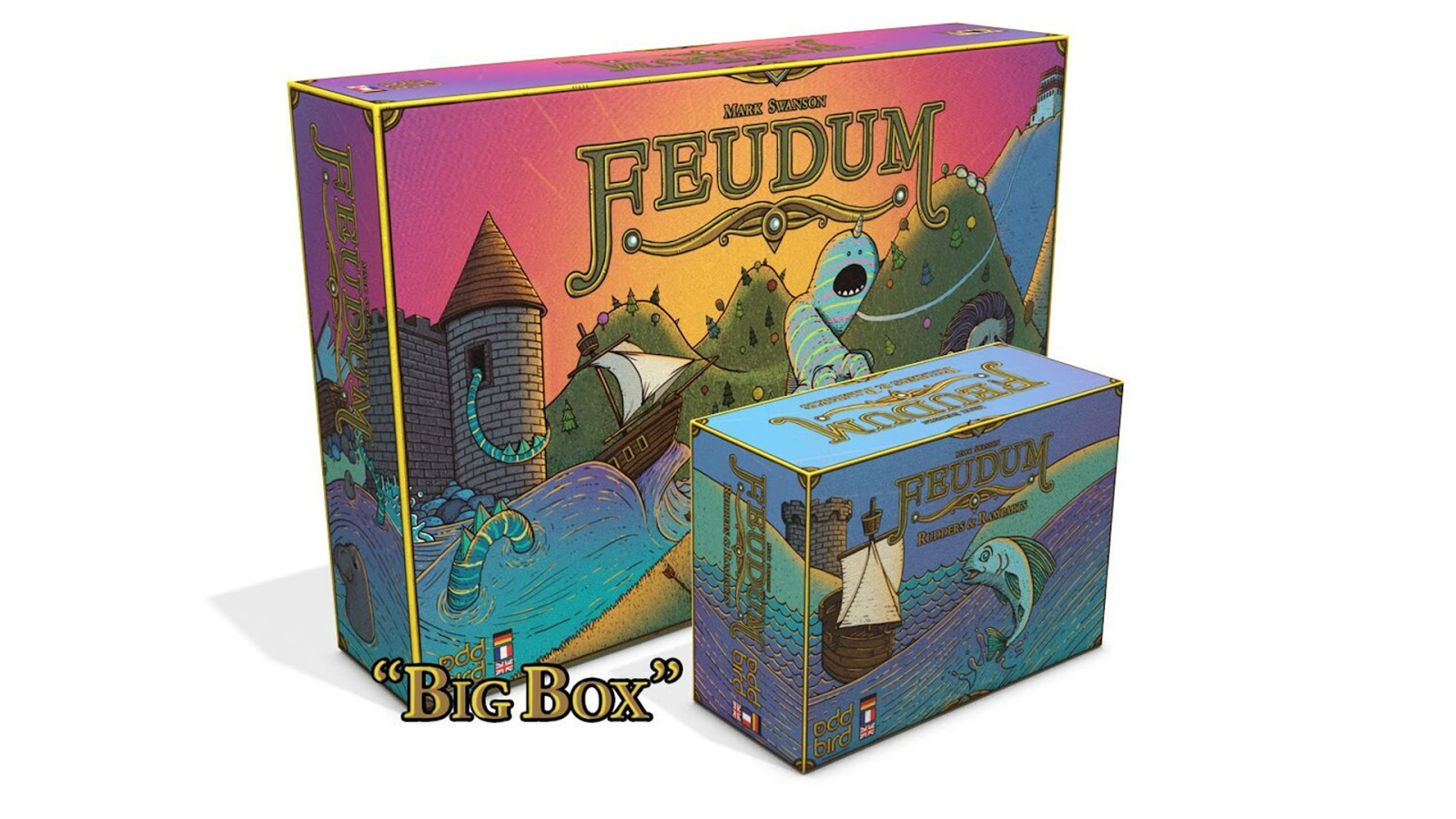 Polyhedron Collider Board Game News