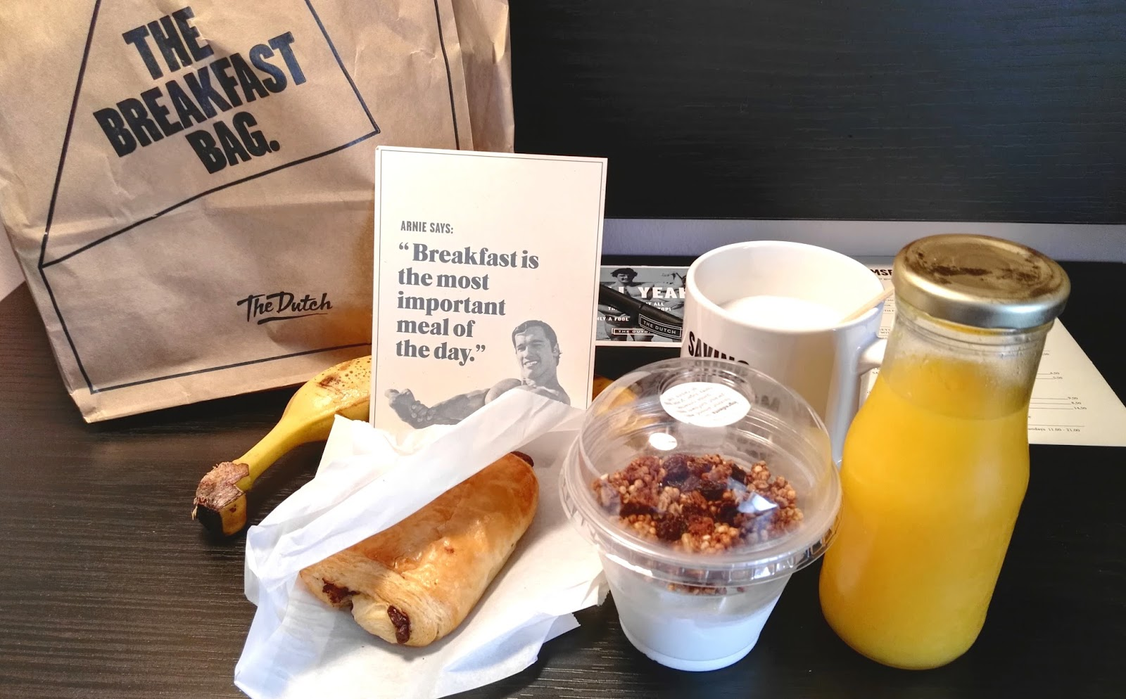 breakfast bag the dutch Maastricht