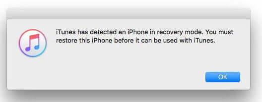 كيفية الرجوع من iOS 11 إلى iOS 10.3.3 downgrade itunes