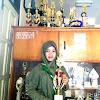 Alfi Fitriani, raih Juara II LKS Se Kabupaten Trenggalek.