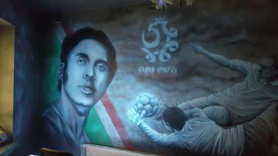 Malarstwo ścienne, artystyczne malowanie ścian 3D, obrazy malowane na ścianach, murale 3D, graffiti artystyczne