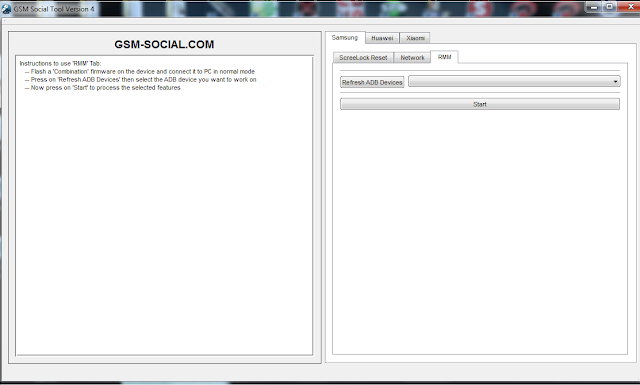 الاداة الرائعة GSM Social Tool