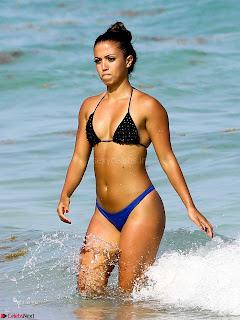 Safia Berrada Bikini Babe
