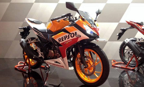 harga All New Honda CBR150R Repsol terbaru