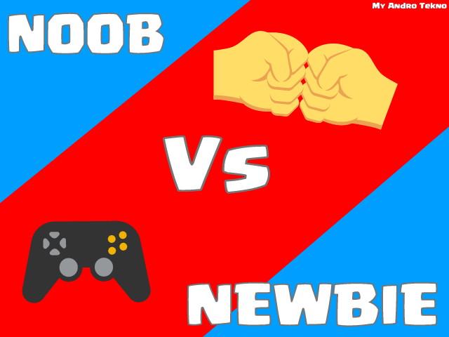 Perbedaan Noob Dan Newbie Dalam Dunia Gamers