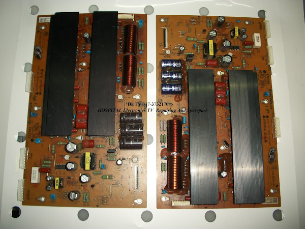 SPAREPART PLASMA LG 42PT250R/42PT350R-TA Y-SUS
