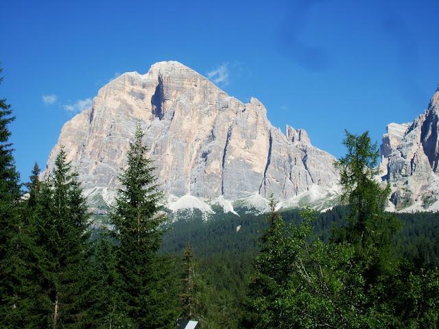 Sentieri trekking facili in Cadore