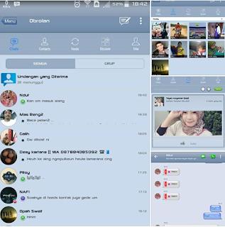 Download BBM MOD OS 6 Full Ematicon Apk Terbaru