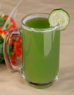 Cucumber Juice Recipe