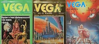 Vega sci-fi magazin