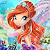 Wallpaper Bloom Harmonix