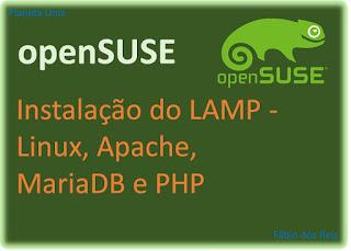 Instalando o LAMP - Linux, Apache, MariaDB e PHP - no Linux openSUSE 13.2