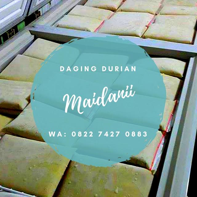 daging durian medan di lima puluh kota