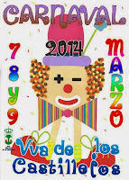 Carnaval de Villanueva de los Castillejos 2014