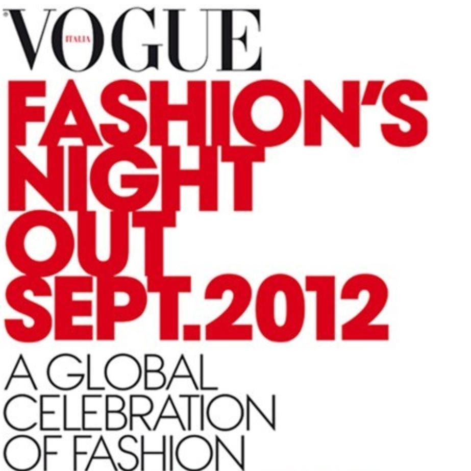 20d42cd3c781 Look Like A Model  Vogue Fashion Night 2012 Roma