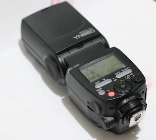 SPEEDLITE YN660 Yongnuo For Canon / Nikon