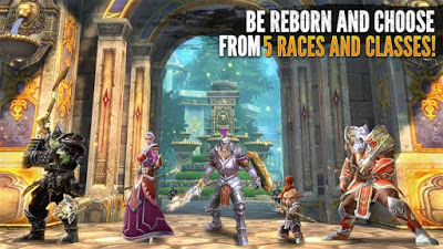 Order & Chaos 2 Redemption 1.0.2a Mod Apk + Data-screenshot-4
