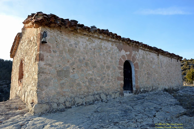 tormon-teruel-ermita-sancristobal-entrada