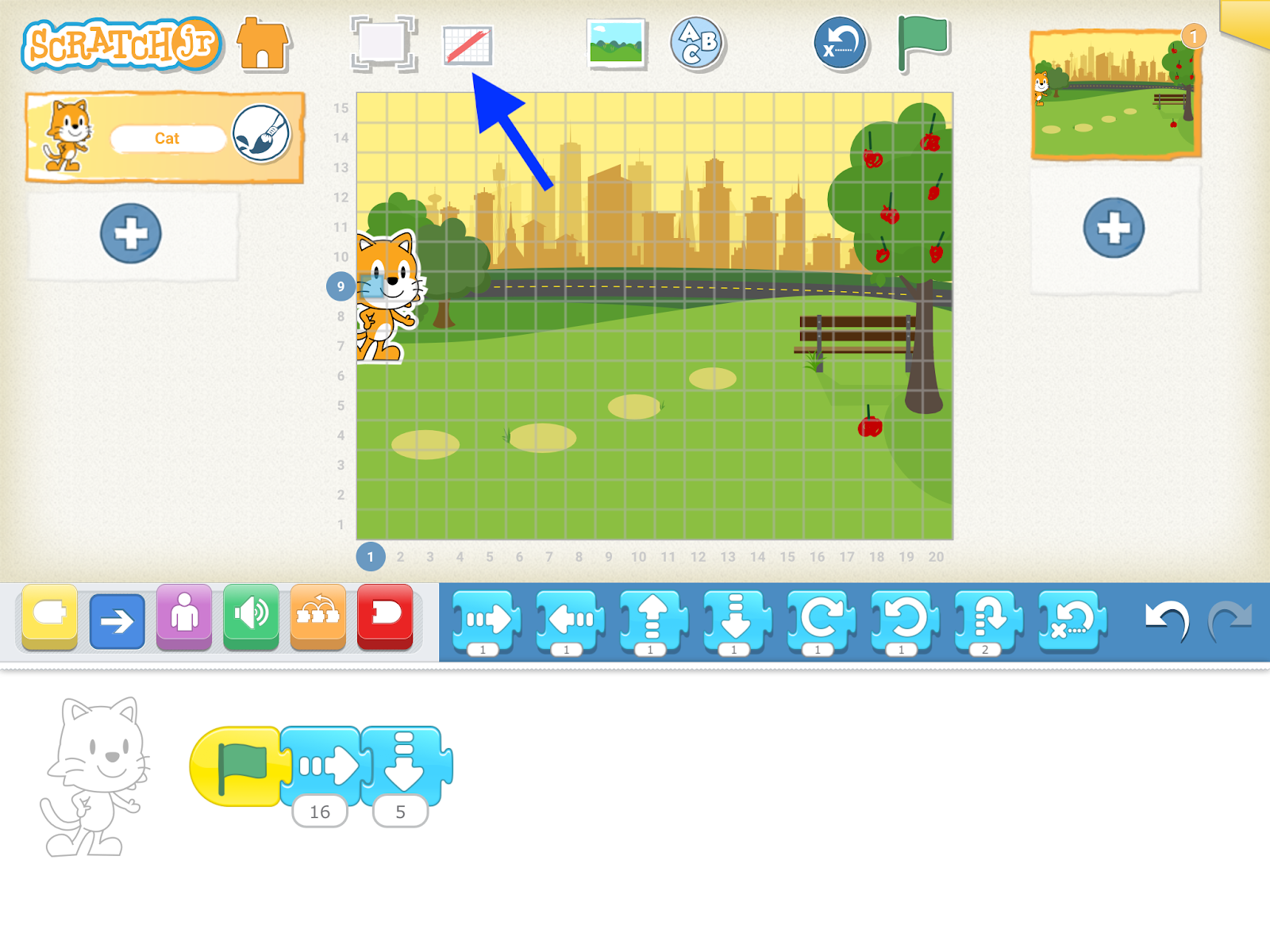 An Introduction to Coding Lesson for Kindergarten