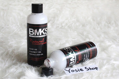 Black Magic Kemiri Shampo (BMKS) Natural Conditioner - Nutrisi Rambut dan Bikin Rambut Hitam Berkilau