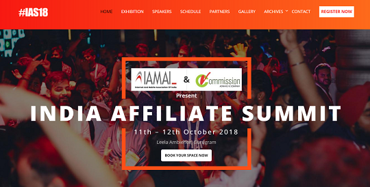 India Affiliate Summit Gurugram 2018, free passes, coupon codes