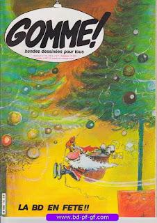 Gomme!, numéro 14, 1982, Bercovici