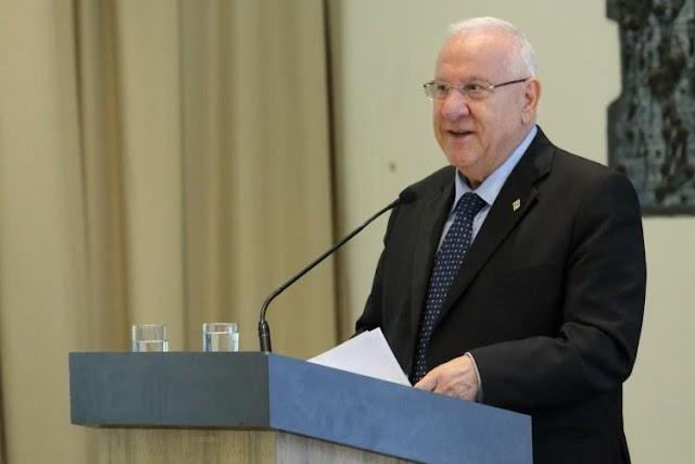 Presidente de Israel viaja para a Rússia para discutir sobre a Síria com Putin